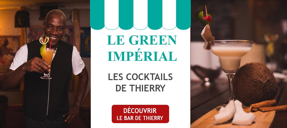 Green Impérial Martinique Bar Restaurant