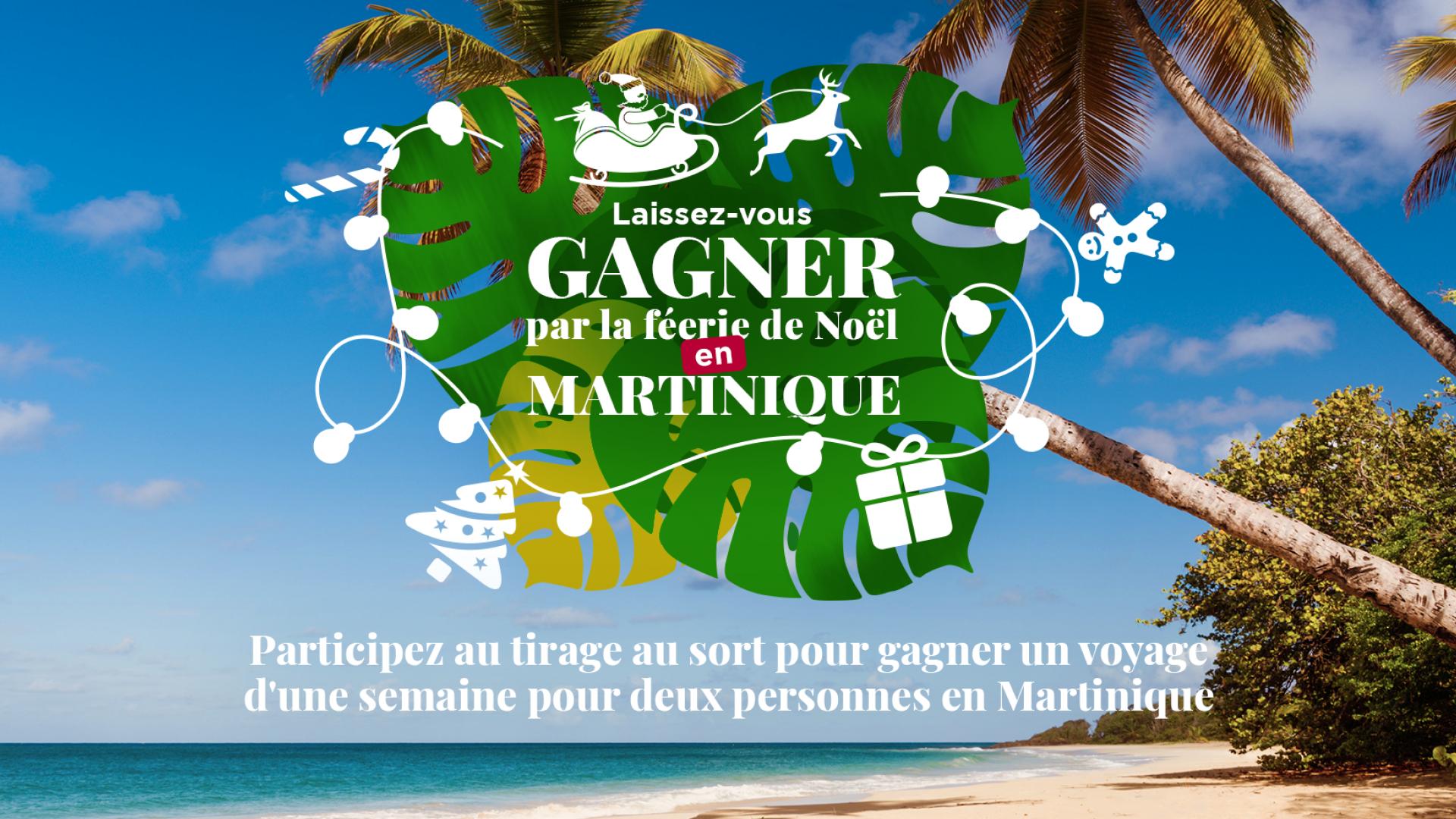 Calendrier de l'avent Martinique -HP