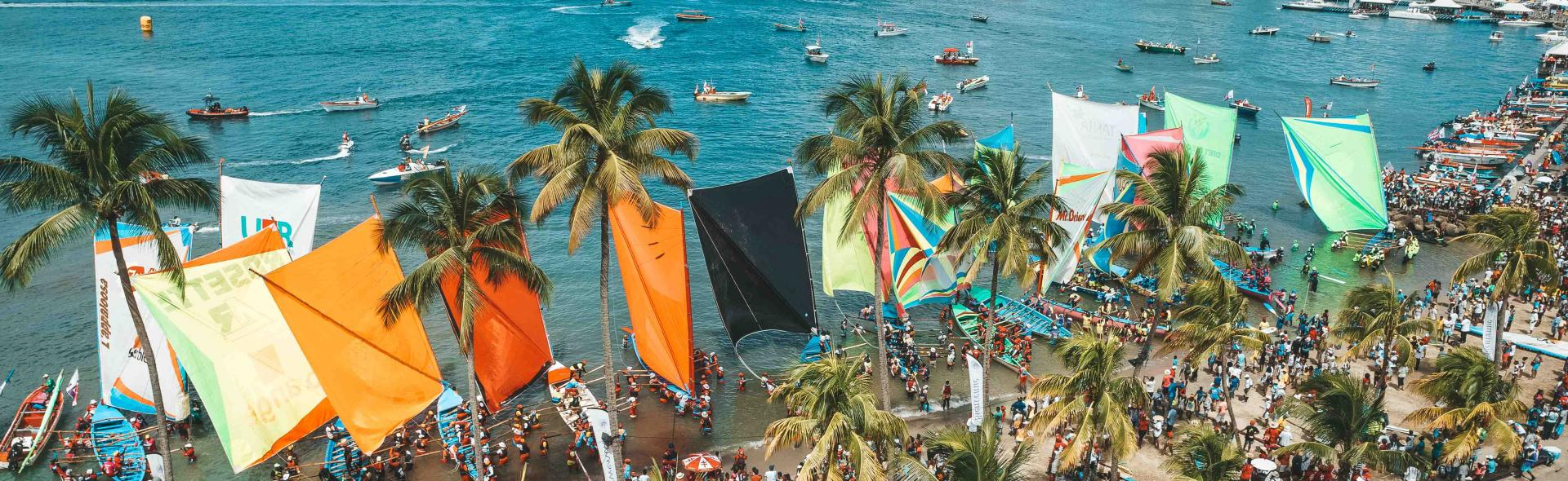 Yoles Martinique Magnifique