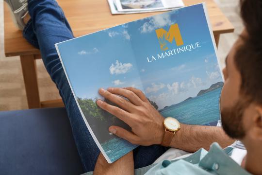 Brochures de Martinique