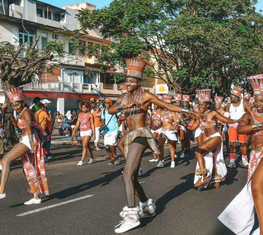 Carnival Martinique 2019