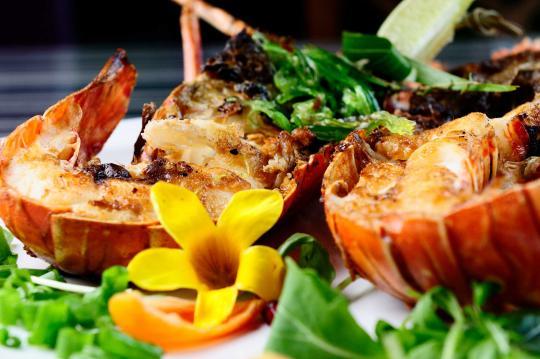 Gastronomie Langouste