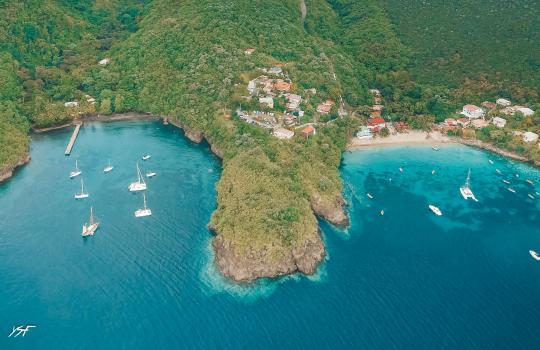 Anse Dufour et Anse Noire Martinique