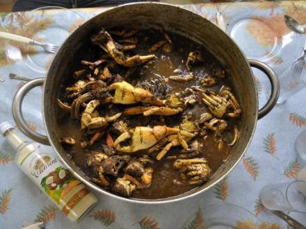 Le Matoutou de crabes