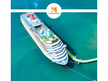 Martinique, Destination croisière