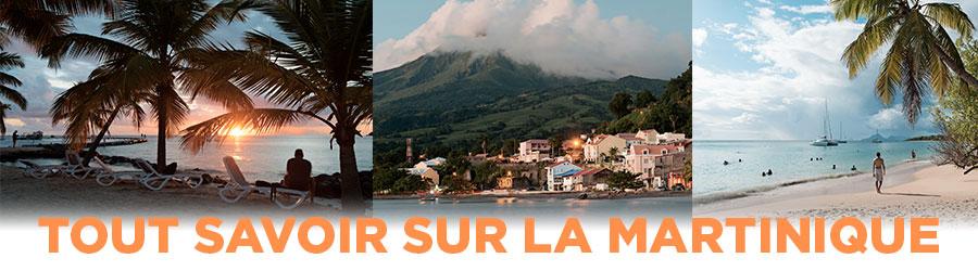 Tout savoir sur la Martinique